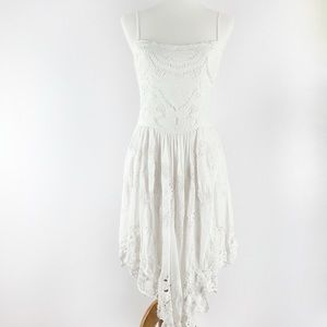 affb6db1b4b9 Free People Dresses - [Free People] Love to Love You Cutwork Dress